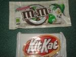 M&M Coconut & Kit Kat white in Burnaby Vancouver