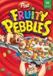 American Cereal Fruity Pebbles