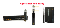 Aspire Carbon Fiber Battery