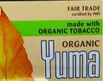 Yuma Organic Tobacco Cigrettes Vancouver Burnaby bc